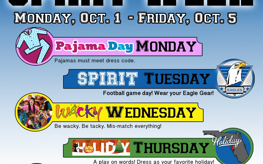 Show your Eagle spirit!