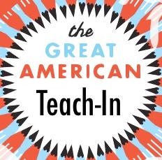 Great American Teach In Volunteers Needed
