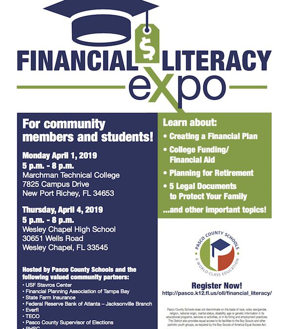 Financial Literacy Expo