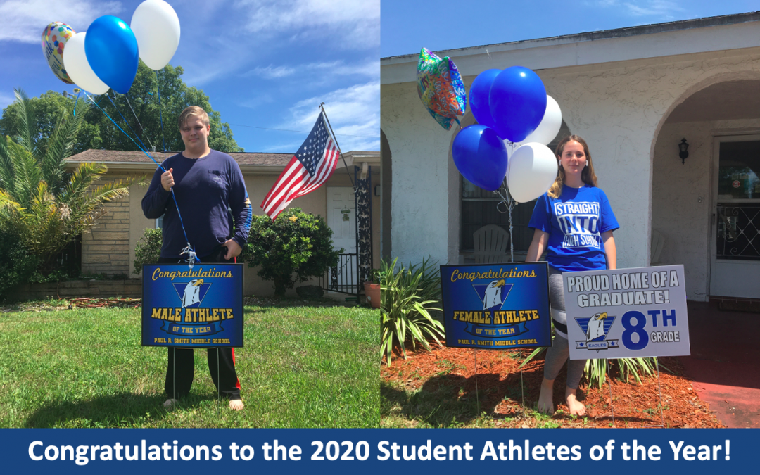 Congratulations Student Athletes of the Year!