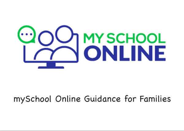 mySchool Online Guidance for Families