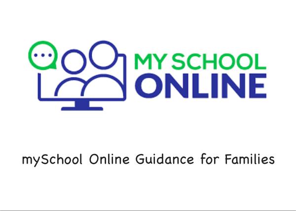 mySchool Online Guidance for Families