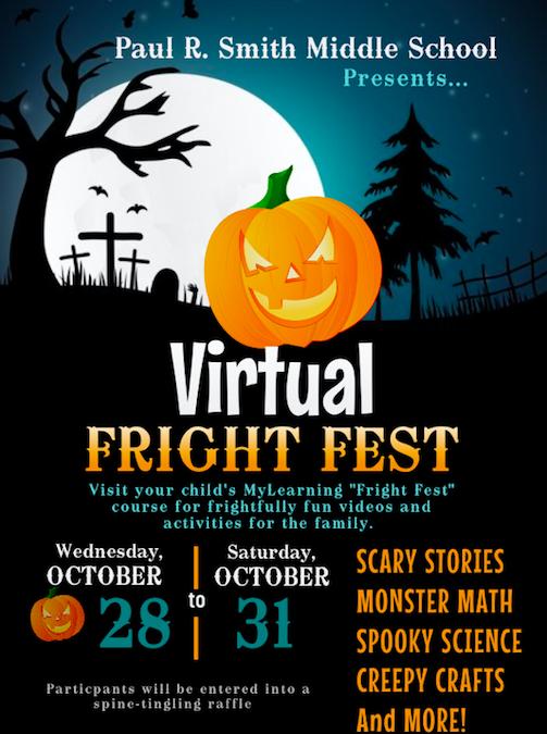 Virtual Fright Fest