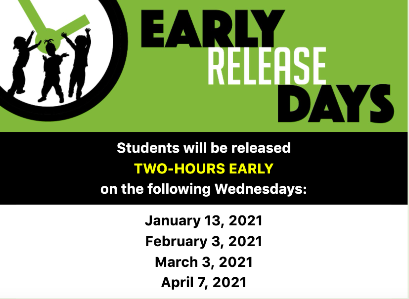 Early Release Days 2021
