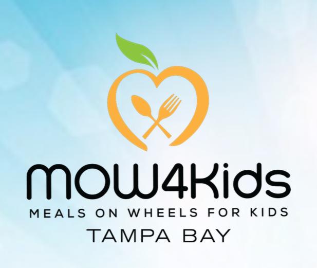 Meals on wheels – Summer 2021