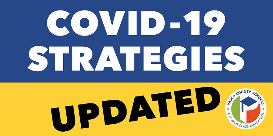 CoVid-19 Strategies